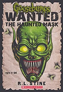 Best goosebumps wanted the haunted mask Reviews
