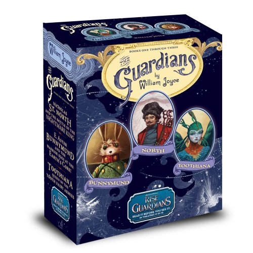The Guardians: Nicholas St. North and the Battle of the Nightmare King / E. Aster Bunnymund and the Warrior Eggs at the Earth\'s Core! / Toothiana Queen of The Tooth Fairy Armies