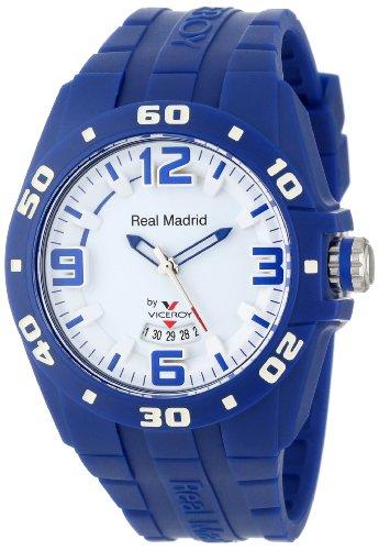 Viceroy  432851-35 Real Madrid - Reloj para  Hombre, Goma, color Azul