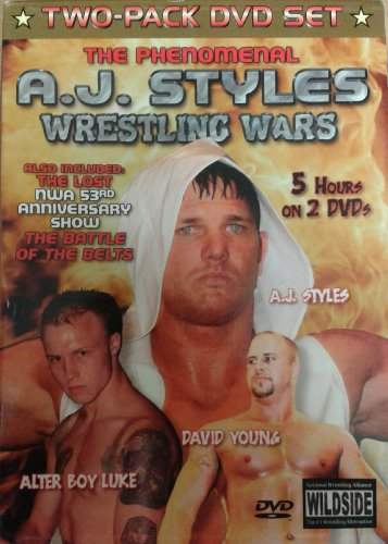 The Phenomenal A. J. Styles: Wrestling Wars