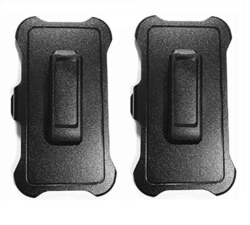2 Pack Replacement Belt Clip Holster for OtterBox Defender Series Case...