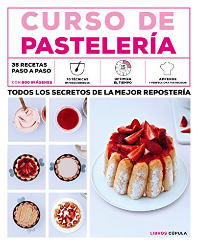 Curso de pastelería (Cocina)