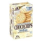 森永製菓 ホワイトチョコチップクッキー 12枚 ×5袋