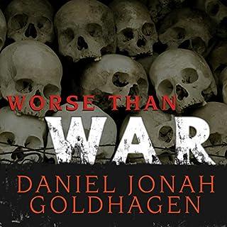 Worse Than War audiobook cover art