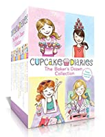The Baker's Dozen Collection: Katie and the Cupcake Cure; Mia in the Mix; Emma on Thin Icing; Alexis and the Perfect Recipe; Katie, Batter Up!; Mia's Baker's Dozen; Emma All Stirred Up!; Alexis Cool as a Cupcake; Katie and the Cupcake War; Mia's Boiling Point; etc. (Cupcake Diaries)