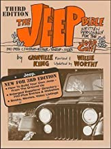 THE JEEP BIBLE 3rd Edition Repair Shop & Service Guide, History, Suppliers and More - manual