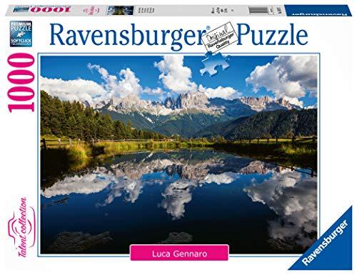 Ravensburger, Puzzle 1000 pezzi, Vita in Montagna, Puzzle da Adulti, Talent Collection, Puzzle Foto e Paesaggi, Natura, Relax, Stampa Alta Qualità
