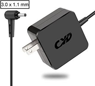 CYD 19V 65W PowerFast-Replacement for Laptop-Charger Power-Adapter Acer-Chromebook 14 CB3-431-C9W7 14 CB3-431-C9WH 15 CB3-532-C47C C720-2844 C720-2848 C720-3605 C720-2103 15 CB3-531 CB3-532 CB3-571