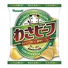 山芳製菓 ポテトチップス 小袋わさビーフ 25g×24袋