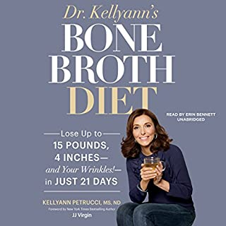 Dr. Kellyann's Bone Broth Diet audiobook cover art