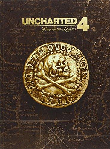 Uncharted. Fine di un ladro. Guida strategica ufficiale da collezione in italiano (Vol. 4)