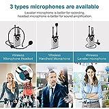 Immagine 1 xiaokoa wireless microfono uhf senza