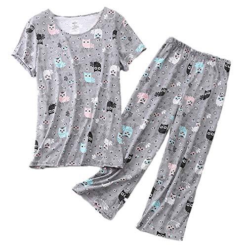 Owl Design Pajama