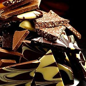 割れチョコメガミックス 2.0kg チュベ・ド・ショコラ 割れチョコ (ビター多め)