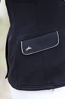 Equi-Theme//EquitM 979439314 Verona Culotte d/équitation avec Passepoil contrast/é Rouge//Blanc Taille Unique