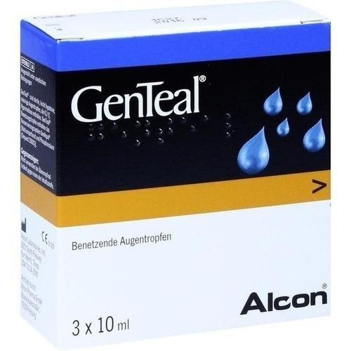 GENTEAL Augentr., 3X10 ml