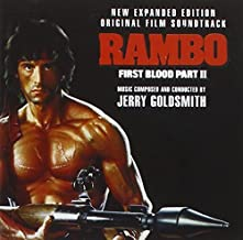Rambo: First Blood Part 2 by Jerry Goldsmith (2013-05-03)