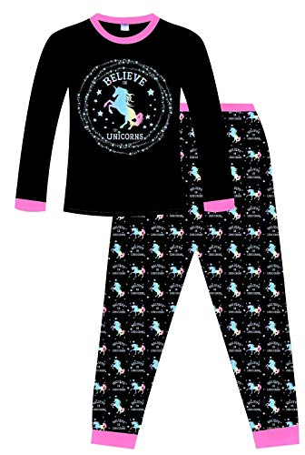 Pijama algodón diseño Estrellas arcoíris