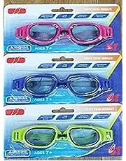 Vedes 77202692 Splash & Fun zwembril neonkleuren, 4+, 200x130mm