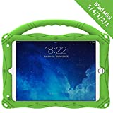 Ipad Mini1/2/3/4/5 Case for Kids,Geageaus Shockproof Handle Stand Cover for Apple 7.9 inch