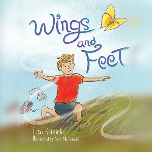Wings and Feet audiobook cover art