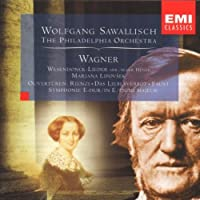 Wagner: Overtures, Wesendonck Lieder and Syphony in E major