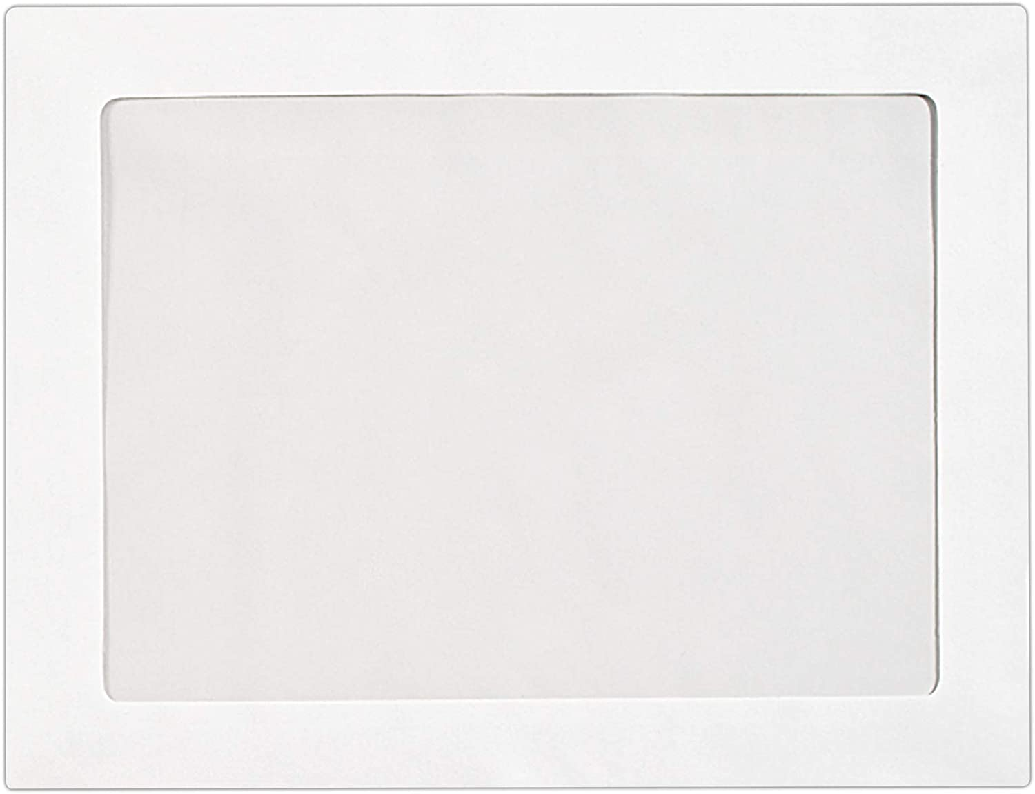 9 x 12 Full-Face Window Envelopes in 28 for lb. SALENEW Free shipping on posting reviews very popular White Mai Bright