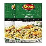 Shan Biryani Masala, 2 Pack, 2 x 50 g