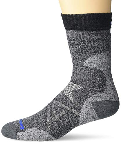 Smartwool PhD Pro Outdoor Medium Crew Charcoal Medium Unisex