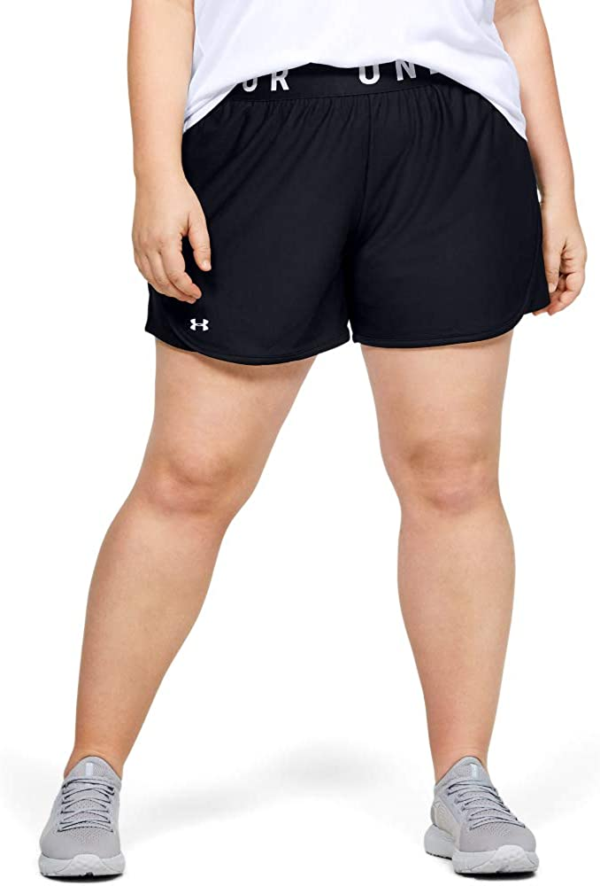 Under Armour Women's Play Up Shorts Fixed price for sale Wholesale 5-inch