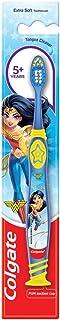 Colgate Kids Wonder Woman Extra- Soft Toothbrush (5+ Years)