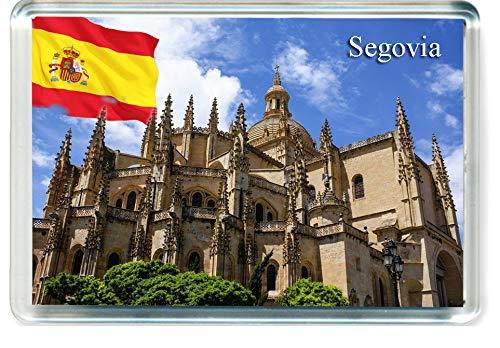 H311 Segovia Imán para Nevera Spain Travel Fridge Magnet