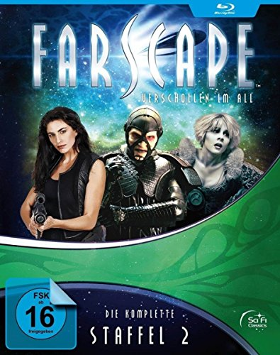 Farscape - Verschollen im All - Staffel 2 [Blu-ray]