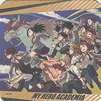 No36 A組集合 僕のヒーローアカデミア/ヒロアカ アートコースター ジャンプ展 限定商品