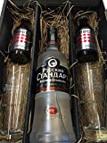 Russian Standard mit 2 Gläsern & 2 Effect Energy Drinks