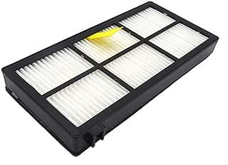 Lixada Robot Vacuum Cleaner Parts Hepa Filtering Replacement for iRobot Roomba 800 900 Series 800 805 850 860 861 866 870 880 890 960 980