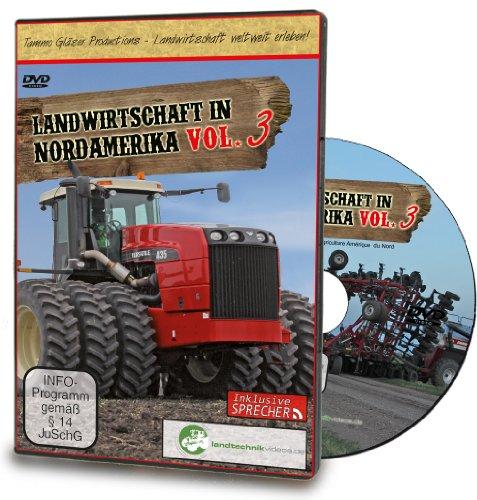Landwirtschaft in Nordamerika Vol. 3