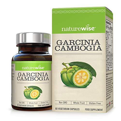 NatureWise Garcinia Cambogia Plus – Premium Vitaminmischung plus Nährstoffe