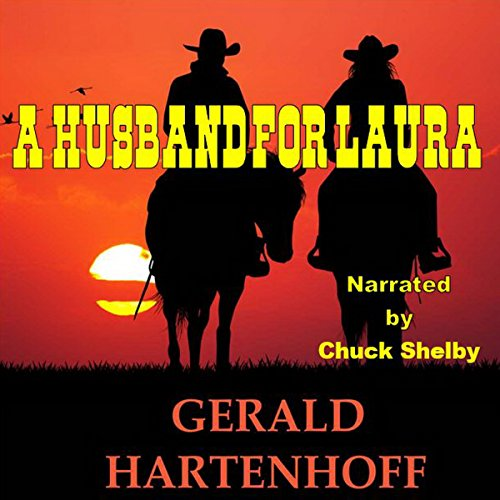 A Husband for Laura audiobook cover art