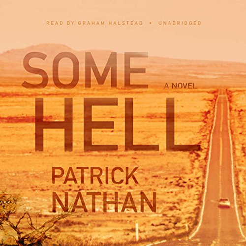Some Hell audiobook cover art