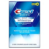 Crest 3D White Whitestrips Classic Vivid Teeth Whitening Kit ( Packaging May Vary ) , 20 Count (Pack of 1)