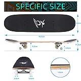 Zoom IMG-1 colmanda skateboard completo 31 inch