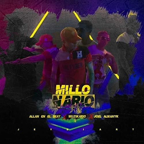 Allan En El Beat feat. Joel Almanyk & Muzikario