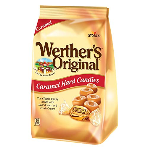 Werther's Original Butter Hard Candies, 34 oz.