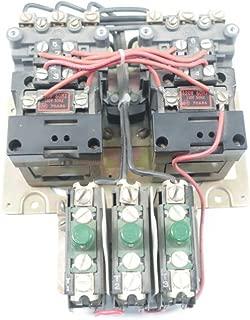 ALLEN BRADLEY 705X-AOD46 REVERSING Starter SER CC 120V-AC D656069