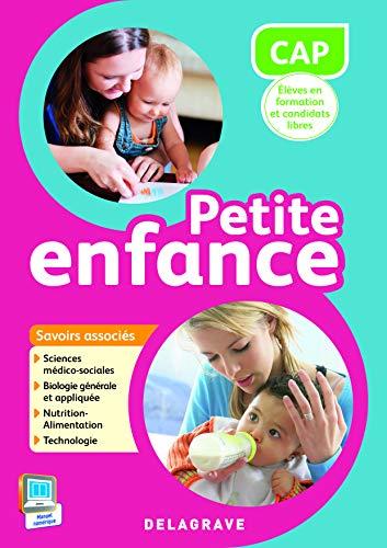 Savoirs associés s1, s2, s3, s4 CAP petite enfance : Livre de l'élève