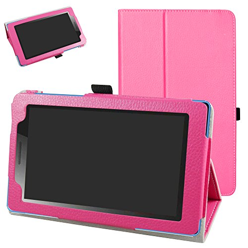 Mama Mouth Lenovo TAB3 A7-10 / Tab 3 7 Essential hülle, Folding Ständer Hülle Hülle mit Standfunktion für 7