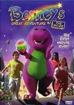 Barney s Great Adventure  The Movie [DVD]