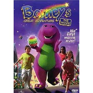 Barney's Great Adventure: The Movie [DVD]