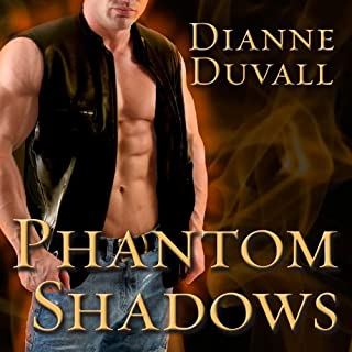 Phantom Shadows audiobook cover art